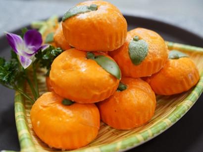美蛙鱼头加盟小吃砂糖橘蛋糕